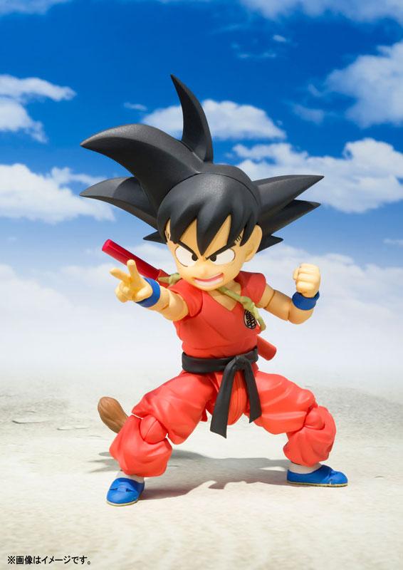 S.H. Figuarts - Son Goku -Childhood-