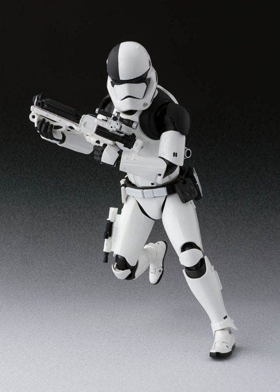 S.H. Figuarts - First Order Executioner (The Last Jedi)(Pre-order)S.H.フィギュアーツ ファースト・オーダー・エクセキューショナー(THE LAST JEDI)Scale Figure