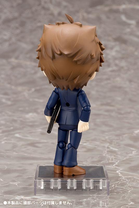 Cu-poche Extra - Suit Body (Navy) Posable Figure(Pre-order)キューポッシュえくすとら スーツボディ(紺) 可動フィギュアNendoroid