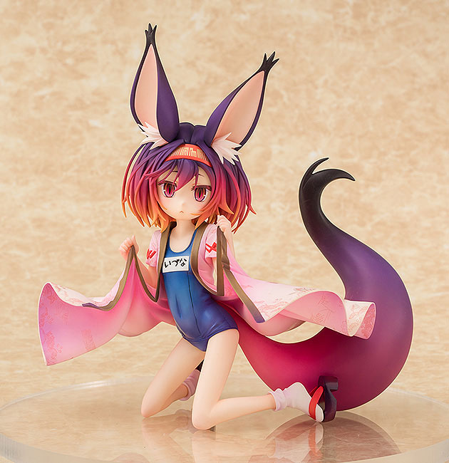 No Game No Life - Izuna Hatsuse Swimsuit style 1/7 Complete Figure(Pre-order)ノーゲーム・ノーライフ 初瀬いづな 水着style 1/7 完成品フィギュアScale Figure