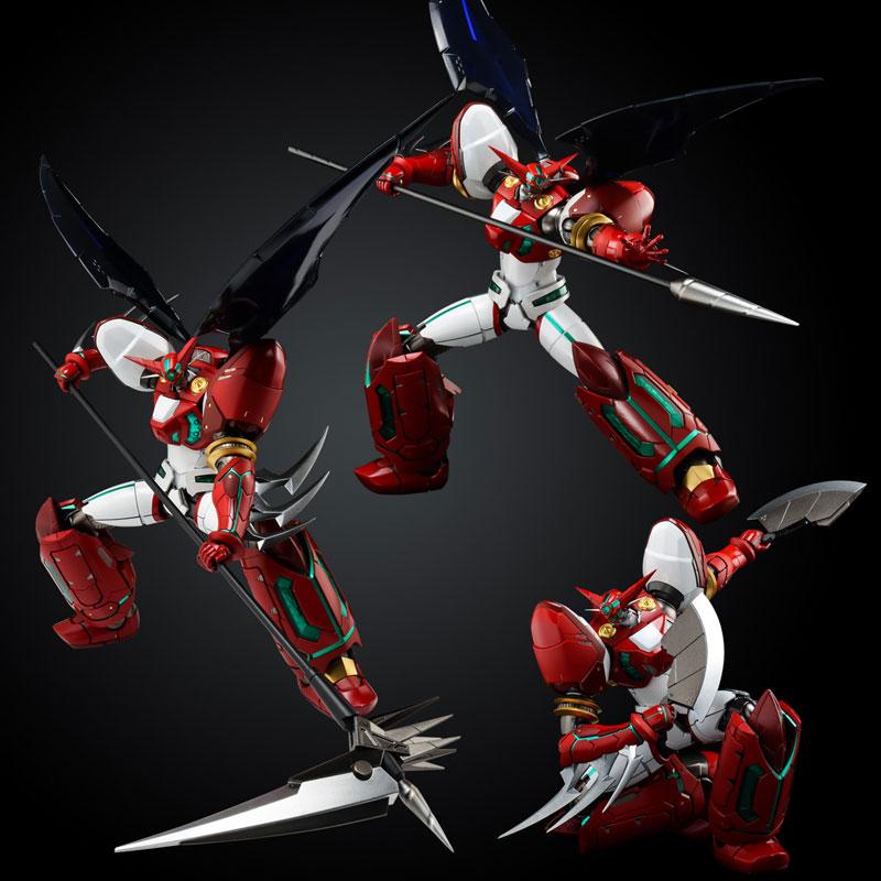 RIOBOT - Shin Getter Robo Sekai Saigo no Hi Shin Getter!(Pre-order)RIOBOT 真ゲッターロボ 世界最後の日 真ゲッター1Scale Figure