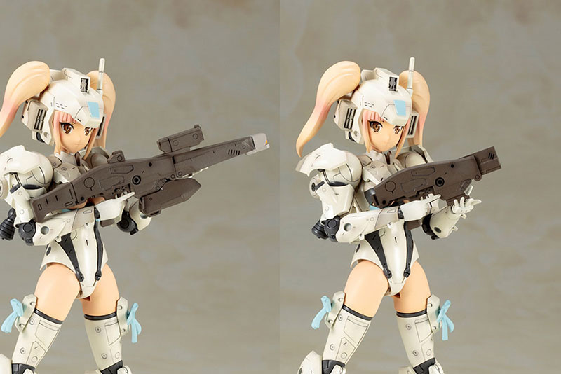 Frame Arms Girl - Baihu Plastic Model(Pre-order)フレームアームズ・ガール 白虎 プラモデルScale Figure