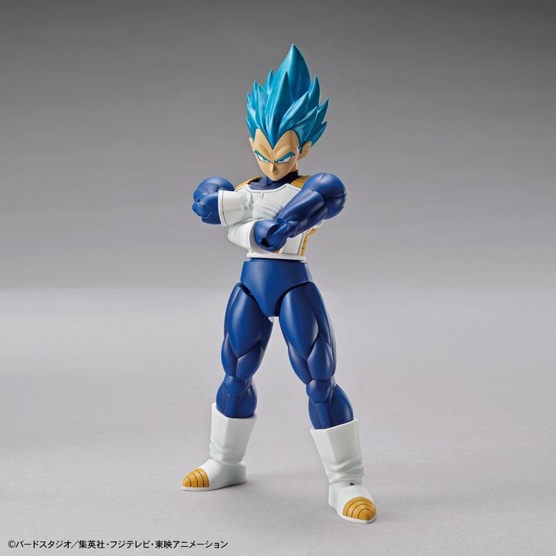 Figure-rise Standard - Super Saiyan God Super Saiyan Vegeta Plastic Model