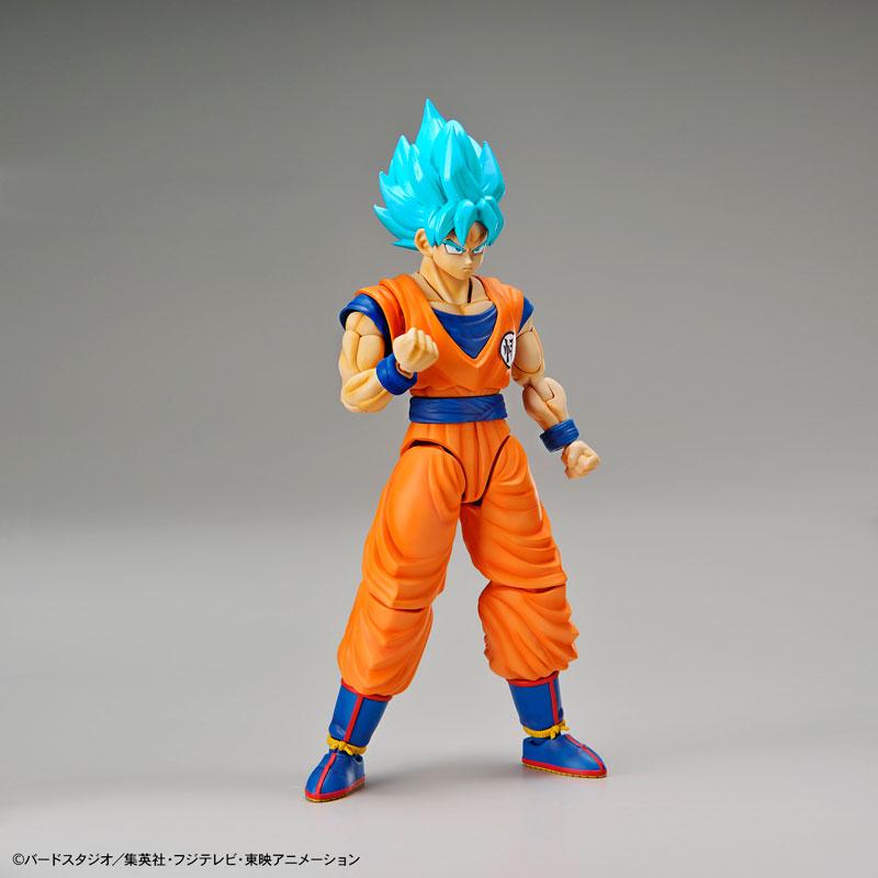 Figure-rise Standard - Super Saiyan God Super Saiyan Son Goku Plastic Model