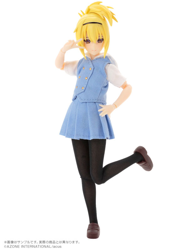 1/12 Assault Lily Series 036 Custom Lily Type-G Yellow Complete Doll(Pre-order)1/12 アサルトリリィシリーズ 036 カスタムリリィ Type-G イエロー 完成品ドールScale Figure