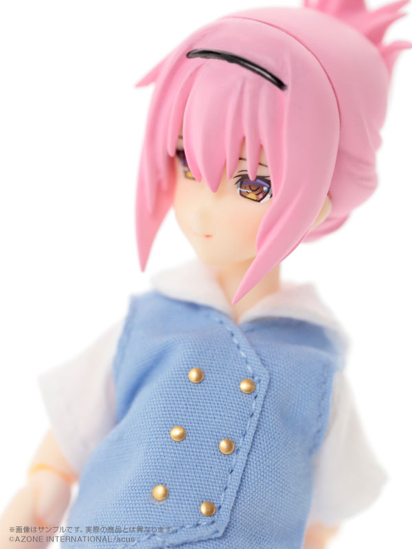1/12 Assault Lily Series 036 Custom Lily Type-G Pink Complete Doll(Pre-order)1/12 アサルトリリィシリーズ 036 カスタムリリィ Type-G ピンク 完成品ドールScale Figure