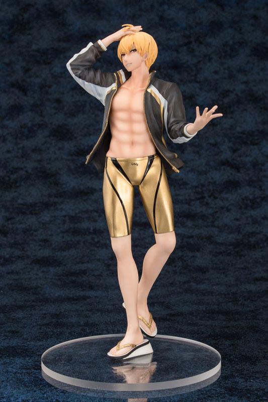 Fate/EXTELLA - Gilgamesh Sanbi seyo Miwaku no Nikubi ver. 1/8 Complete Figure(Pre-order)Fate/EXTELLA ギルガメッシュ 賛美せよ魅惑の肉美ver. 1/8 完成品フィギュアScale Figure