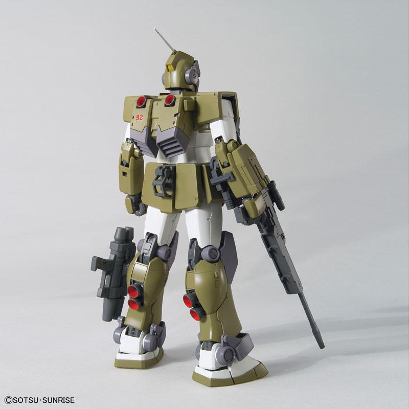 MG 1/100 ジム・スナイパー カスタム 『機動戦士ガンダム MSV』より プラモデル