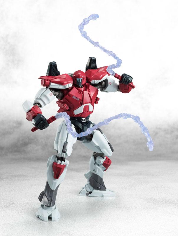 ROBOT魂 -ロボット魂-〈SIDE JAEGER〉ガーディアン・ブラーボ 『パシフィック・リム:アップライジング』