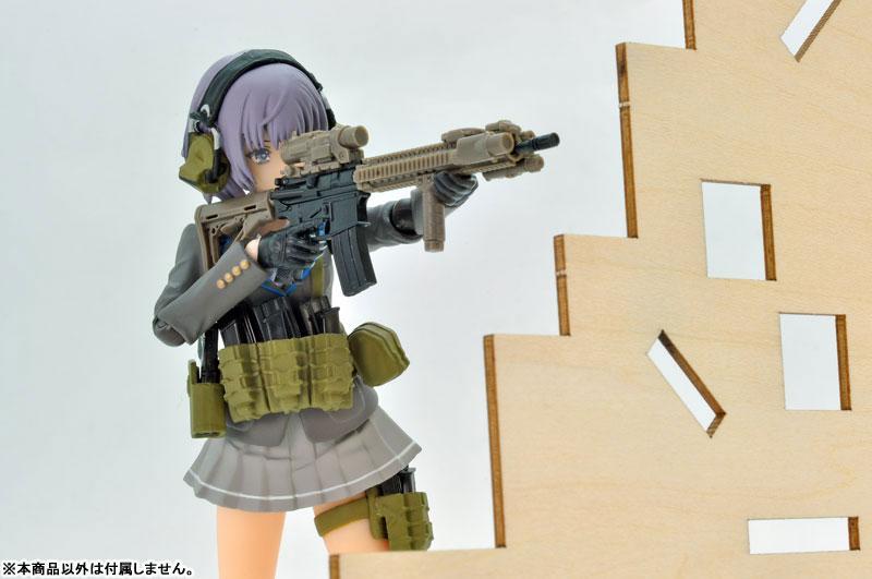リトルアーモリー〈LA037〉M4A1SOPMOD BLOCK2タイプ