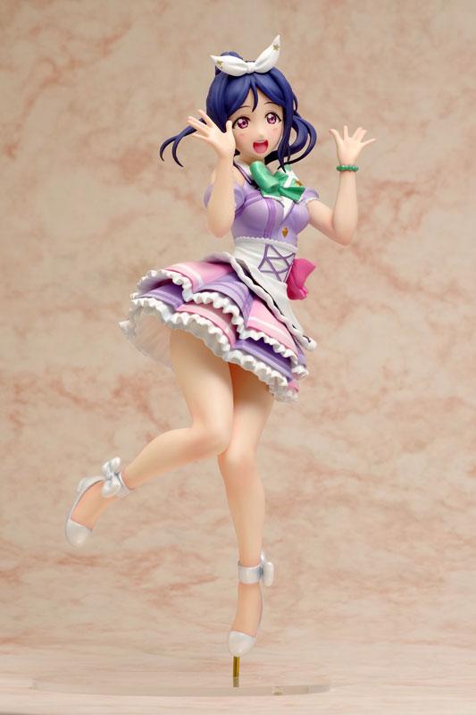 DreamTech - Love Live! Sunshine!!: Kanan Matsuura Kimi no Kokoro wa Kagayaiterukai? Ver. 1/8 Complete Figure(Pre-order)ドリームテック ラブライブ!サンシャイン!! 松浦果南 君のこころは輝いてるかい?Ver. 1/8 完成品フィギュアScale Figure