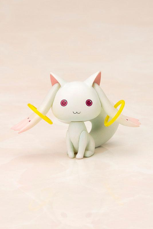 キューポッシュ 劇場版 魔法少女まどか☆マギカ 鹿目まどか ver.1.5 可動フィギュア