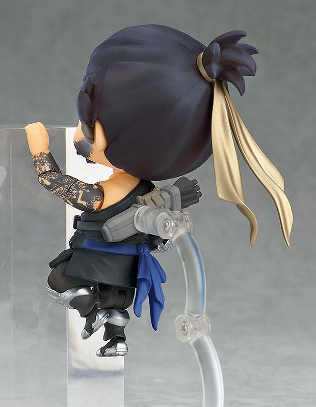 Nendoroid - Overwatch: Hanzo Classic Skin Edition(Pre-order)ねんどろいど オーバーウォッチ ハンゾー クラシックスキン・エディションNendoroid