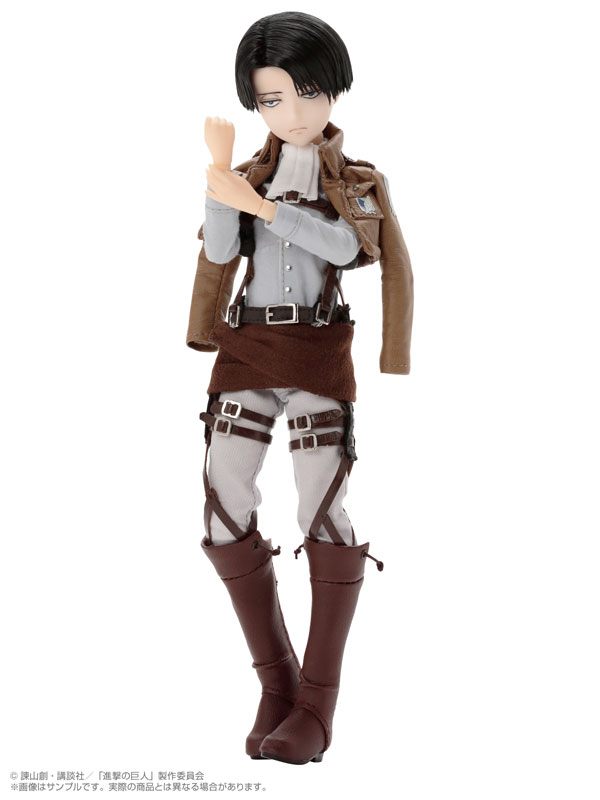 Asterisk Collection Series No.013 Attack on Titan - Levi 1/6 Complete Doll(Pre-order)アスタリスクコレクションシリーズ No.013 進撃の巨人 リヴァイ 1/6 完成品ドールScale Figure