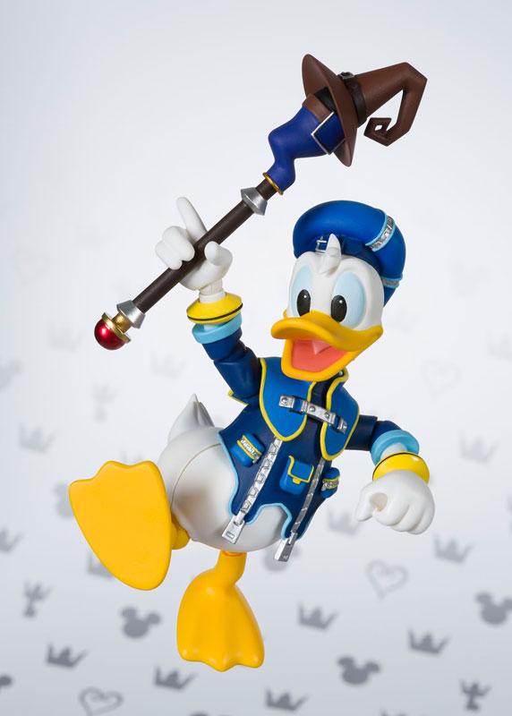 S.H. Figuarts - Donald (Kingdom Hearts II)(Pre-order)S.H.フィギュアーツ ドナルド (KINGDOM HEARTS II)Scale Figure
