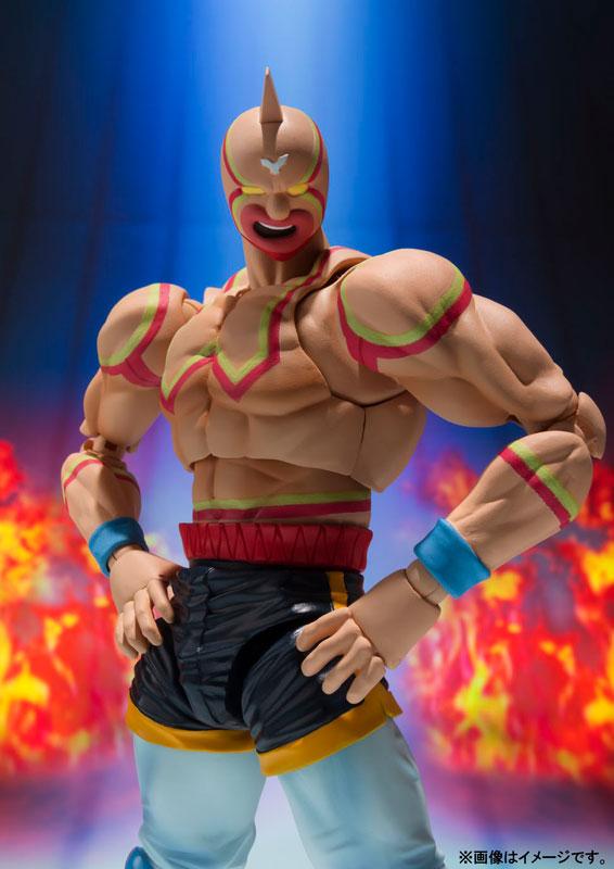 S.H. Figuarts - Kinnikuman: Super Phoenix