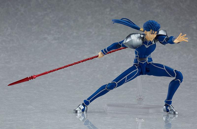 figma - Fate/Grand Order: Lancer/Cu Chulainn(Pre-order)figma Fate/Grand Order ランサー/クー・フーリンFigma