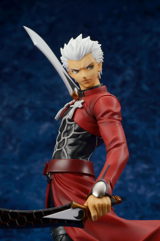 [Exclusive Sale] Fate /stay night [Unlimited Blade Works] - Archer 1/8 Complete Figure(Pre-order)【限定販売】Fate/stay night[Unlimited Blade Works] アーチャー 1/8 完成品フィギュアScale Figure