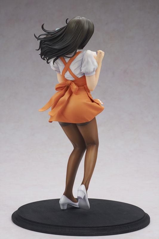 Oda non Heroine Collections - Wakazuma Waitress Hitomi 1/6 Complete Figure(Pre-order)織田nonヒロインコレクションズ 若妻ウェイトレス 仁美 1/6 完成品フィギュアScale Figure