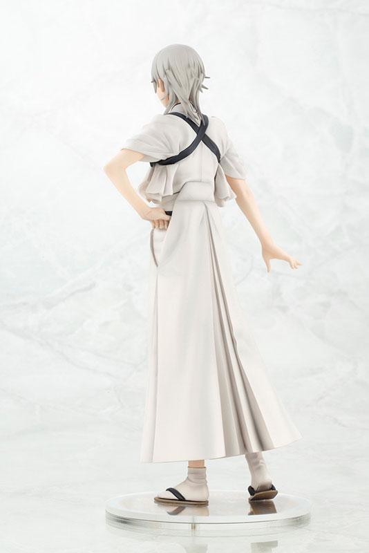 ARTFX J - Touken Ranbu Hanamaru: Tsurumaru Kuninaga Uchiban ver. 1/8 Complete Figure(Pre-order)ARTFX J 刀剣乱舞-花丸- 鶴丸国永 内番ver 1/8 完成品フィギュアScale Figure