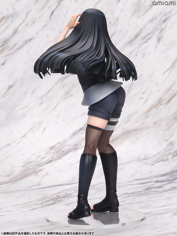 NARUTO Gals - NARUTO Shippuden: Hinata Hyuga Ver.2 Complete Figure(Pre-order)NARUTOギャルズ NARUTO‐ナルト‐ 疾風伝 日向ヒナタ Ver.2 完成品フィギュアScale Figure