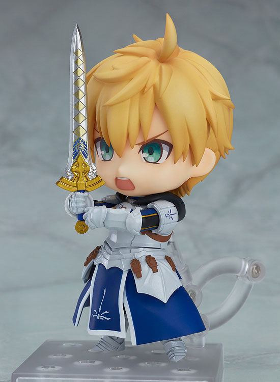 Nendoroid - Fate/Grand Order: Saber/Arthur Pendragon (Prototype) Ascension Ver.(Pre-order)ねんどろいど Fate/Grand Order セイバー/アーサー・ペンドラゴン〔プロトタイプ〕 霊基再臨 Ver.Nendoroid