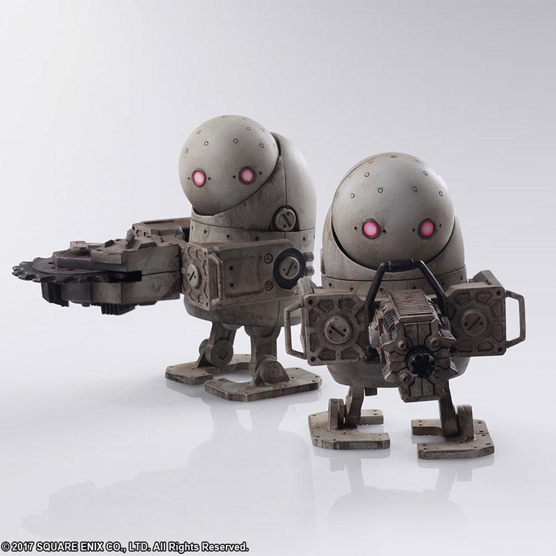BRING ARTS - NieR:Automata: Machine Set (2Figure Set) Action Figure(Pre-order)BRING ARTS NieR:Automata 機械生命体セット(2体セット) アクションフィギュアScale Figure