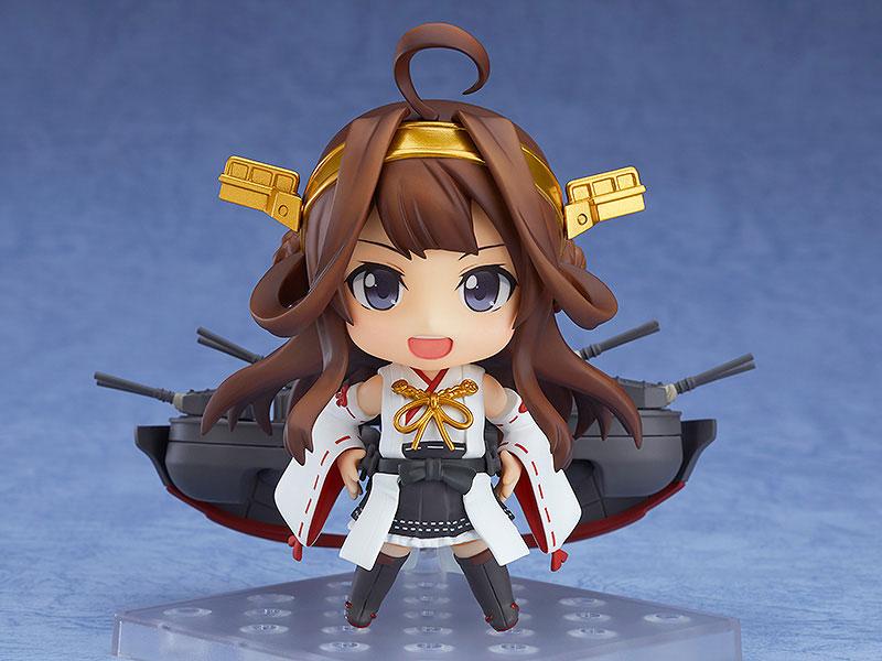 Nendoroid - Kantai Collection -Kan Colle- Kongo Kai-II(Pre-order)ねんどろいど 艦隊これくしょん -艦これ- 金剛改二Nendoroid
