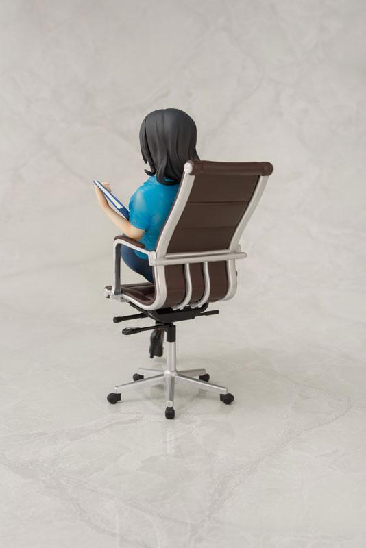 CL Original - Hishoka Yuki Hatsumi [Aoi Koakuma] 1/7 Complete Figure(Pre-order)CLオリジナル 秘書課 初美ゆき[青い小悪魔] 1/7 完成品フィギュアScale Figure