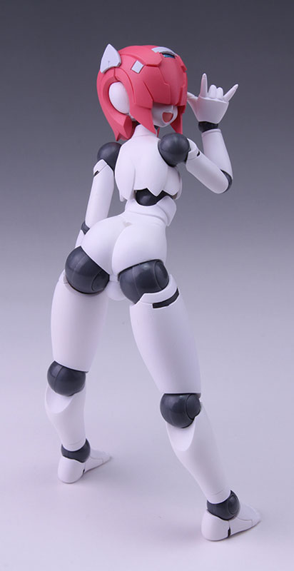 Polynian MMM Shamrock Update Ver. Complete Model Action Figure(Pre-order)ポリニアン MMM シャムロック アップデート版 完成品アクションフィギュアScale Figure