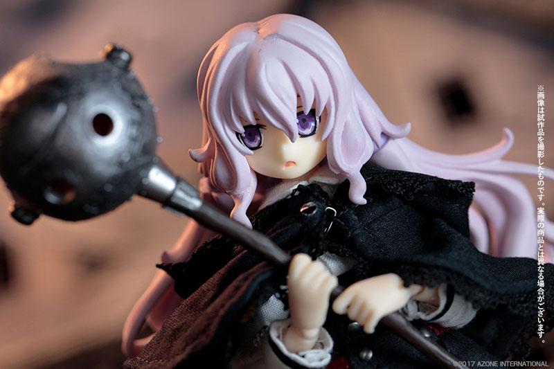 1/12 Kateryna - Black Raven -Gladewood city. Kawarimono to Sono Shugosha- Complete Doll(Pre-order)1/12 カテリナ BlackRaven~Gladewood city.変わり者とその守護者~ 完成品ドールScale Figure