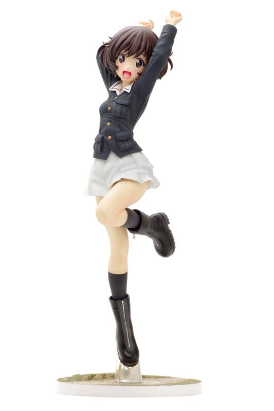 ドリームテック ガールズ&パンツァー 秋山優花里 パンツァージャケットVer. 1/8 完成品フィギュア