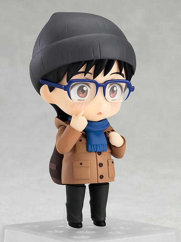Nendoroid - Yuri on Ice: Yuri Katsuki Casual Ver.(Pre-order)ねんどろいど ユーリ!!! on ICE 勝生勇利 私服Ver.Nendoroid