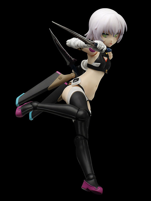 4 Inch Nel - Fate/Grand Order: Assassin/Jack the Ripper Action Figure(Pre-order)4インチネル Fate/Grand Order アサシン/ジャック・ザ・リッパー アクションフィギュアScale Figure