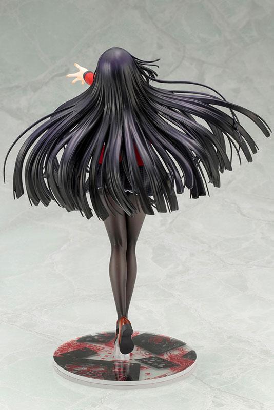 ARTFX J - Kakegurui: Yumeko Jabami 1/8 Complete Figure(Pre-order)ARTFX J 賭ケグルイ 蛇喰夢子 1/8 完成品フィギュアScale Figure