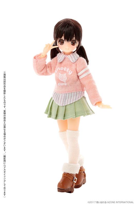 Picco EX Cute SnottyCat IV Koron 1/12 Complete Doll(Pre-order)ピコえっくす☆きゅーと スナッティキャットIV ころん 1/12 完成品ドールScale Figure