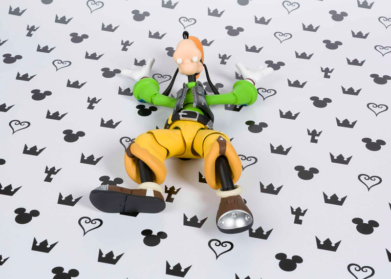S.H. Figuarts - Goofy (Kingdom Hearts II)(Pre-order)S.H.フィギュアーツ グーフィー(KINGDOM HEARTS II)Scale Figure