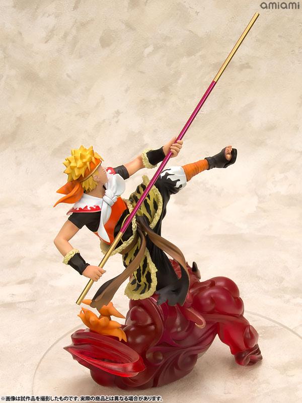 [Exclusive Sale] G.E.M. Series remix - NARUTO Shippuden: Seiten Taisei Naruto Uzumaki! Complete Figure(Pre-order)【限定販売】G.E.M.シリーズ remix NARUTO -ナルト- 疾風伝 斉天大聖 うずまきナルト! 完成品フィギュアScale Figure