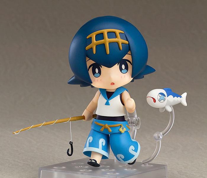 Nendoroid - Pokemon: Lana(Pre-order)ねんどろいど ポケットモンスター スイレンNendoroid