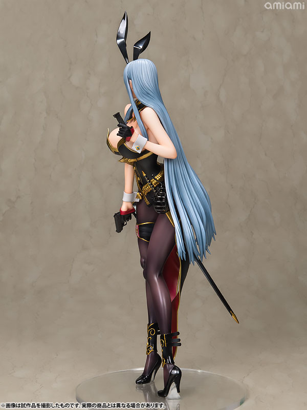 Valkyria Chronicles - Selvaria Bles Bunny Spy Ver. 1/7 Complete Figure(Pre-order)戦場のヴァルキュリア セルベリア・ブレス バニースパイVer. 1/7 完成品フィギュアScale Figure