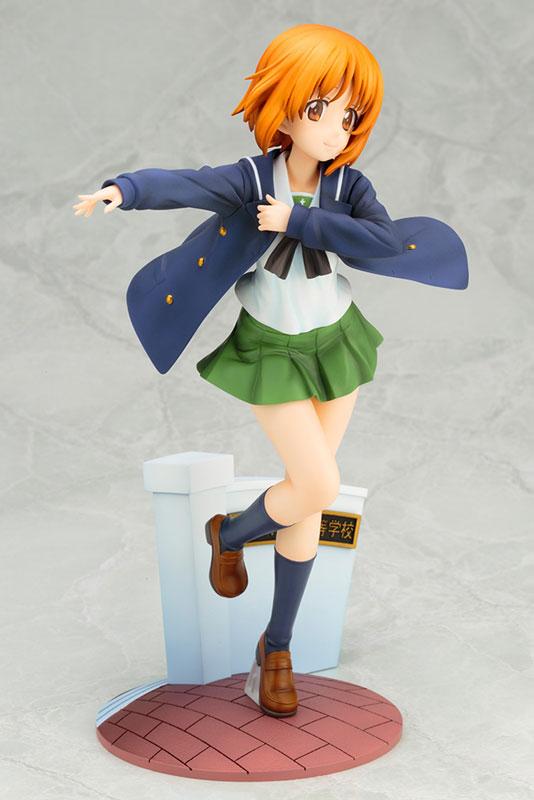 Girls und Panzer das Finale - Miho Nishizumi 1/7 Complete Figure(Pre-order)ガールズ&パンツァー 最終章 西住みほ 1/7 完成品フィギュアScale Figure