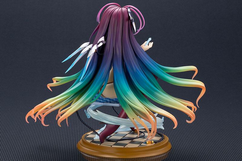 No Game No Life Zero - Schwi 1/7 Complete Figure(Pre-order)ノーゲーム・ノーライフ ゼロ シュヴィ 1/7 完成品フィギュアScale Figure