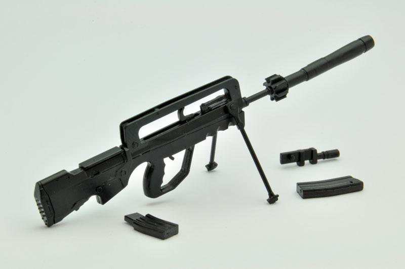 リトルアーモリー [LA038] FA-MAS G2タイプ 1/12 プラモデル