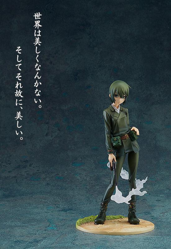 Kino no Tabi - Kino Refined Ver. 1/8 Complete Figure(Pre-order)キノの旅 キノ リファインVer. 1/8 完成品フィギュアScale Figure