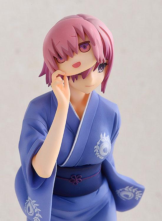 Y-STYLE - Fate/Grand Order: Shielder/Mashu Kyrielite Yukata Ver. 1/8 Complete Figure(Pre-order)Y-STYLE Fate/Grand Order シールダー/マシュ・キリエライト 浴衣Ver. 1/8 完成品フィギュアScale Figure