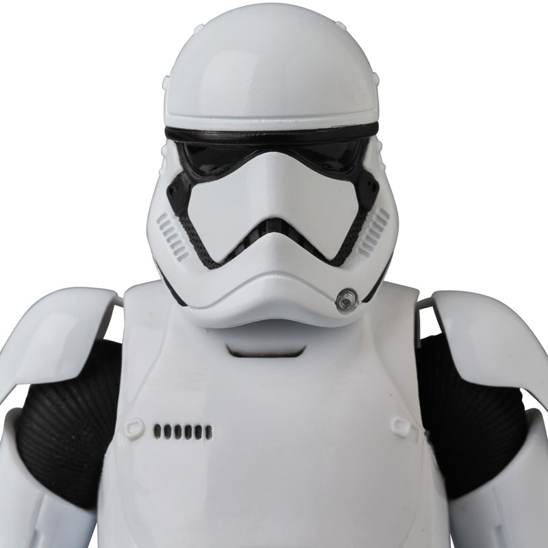 MAFEX No.68 MAFEX FIRST ORDER STORMTROOPER (THE LAST JEDI Ver.)