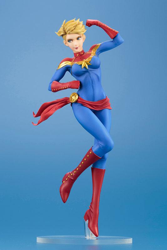 MARVEL BISHOUJO - Captain Marvel 1/7 Complete Figure(Pre-order)MARVEL美少女 キャプテン・マーベル 1/7 完成品フィギュアScale Figure