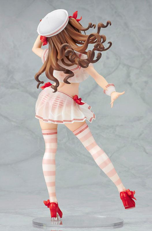 THE IDOLM@STER Cinderella Girls - Uzuki Shimamura Hajikete Summer Ver. 1/7 Complete Figure(Pre-order)アイドルマスター シンデレラガールズ 島村卯月 はじけて♪サマーVer. 1/7 完成品フィギュアScale Figure