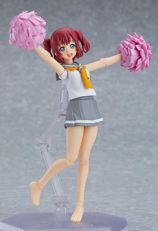 figma - Love Live! Sunshine!!: Ruby Kurosawa(Pre-order)figma ラブライブ!サンシャイン!! 黒澤ルビィFigma
