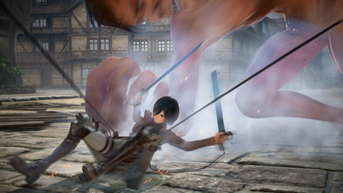 [Bonus] PS4 Attack on Titan 2 TREASURE BOX(Pre-order)【特典】PS4 進撃の巨人2 TREASURE BOXAccessory